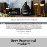 Beer Promotional Products